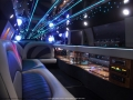 Luxury stretch H2 Hummer Limo