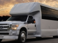 Luxury 24-36 passenger Minibus Shuttle Buses for hire in DC metro