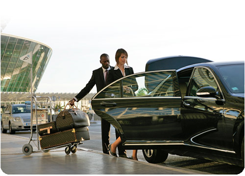 DC Airport Limo & Shuttle Bus  Transportation