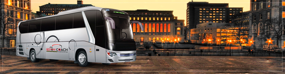 Washington DC Charter Bus Rental