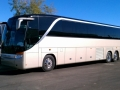 50-57 passenger Luxury Coach Buses