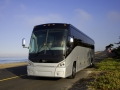 Luxury 57 passenger Motor-Coach bus