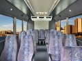 late model 24 Passenger Minibus/ shuttle bus rental in DC, MD & VA