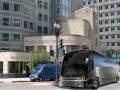 Luxury 57 passenger Coach Bus / charter bus rental in DC, MD & VA