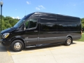 14 passenger Luxury Executive Mercedes Sprinter Van