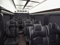 14 passenger Luxury Mercedes Sprinter Van