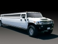 Luxury H2 Hummer Limousine