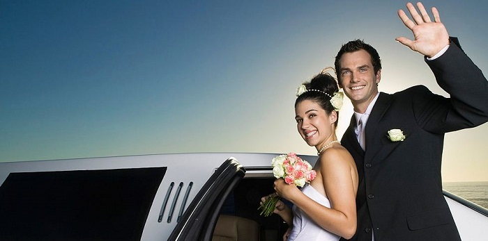 Wedding Limo & Shuttle Bus Services