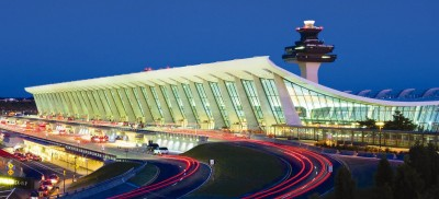 Dulles Airport Bus Shuttle & Charter Bus Transportation Services