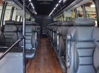 Luxury 28 seater Executive minibus shuttle