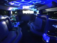 14-22 seater H2 Hummer stretch limousine