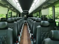 28-32 passenger Executive minibus to hire in DC, MD, VA area