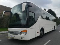 Full size 50-55 passenger Coach bus with toilet