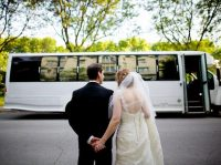 Wedding Shuttle Bus & Limousine Transportation Services in DC, MD, Northern VA