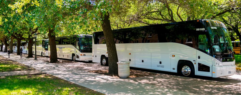 Washington DC Charter Bus Rental Price Cost List