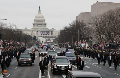 2020 Inauguration ceremony limo , luxury car services in Washington DC
